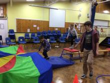 Games at Wednesday Club