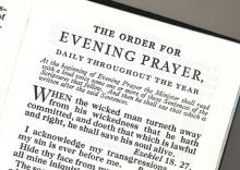 BCP Evening Prayer