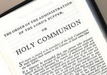 1662 Communion Service