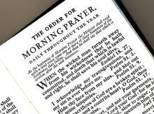 BCP Morning Prayer