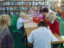 Puzzles and Games in Kemsing Library