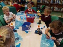 Explorers making Lighthouses