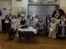 Explorers' Nativity at The Dynes