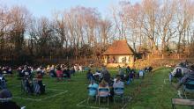 Open Air Carols at Otford Manor