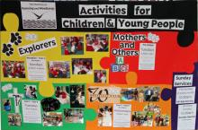 Children and Young People at Kemsing and Woodlands