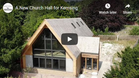 Watch the video about our new hall